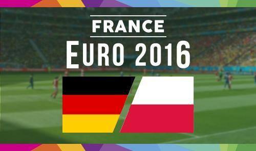 Mecz Polska – Niemcy